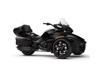Can-Am Spyder F3 Limited SE6 Steel Black Metallic '18